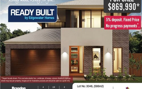 Lot No. 3048 Islington St, Leppington NSW 2179