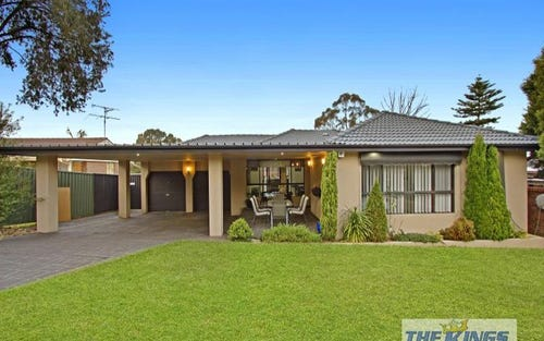 2 Nicholson Crescent, Kings Langley NSW 2147