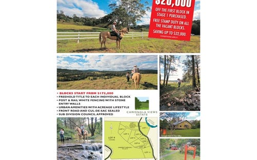 Lot 8 Oxbow Road, Cawongla NSW 2474