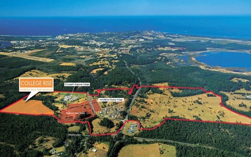 Lot 112, Varsity Parkway, Port Macquarie NSW 2444