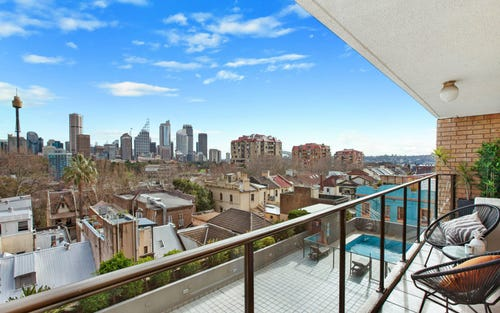 411/2 Springfield Avenue, Potts Point NSW