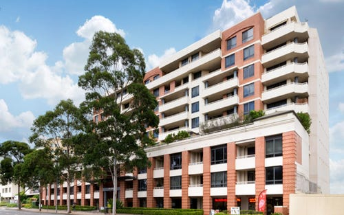 3/121-133 Pacific Hwy, Hornsby NSW
