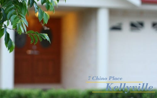 7 Chino Place, Kellyville Ridge NSW 2155