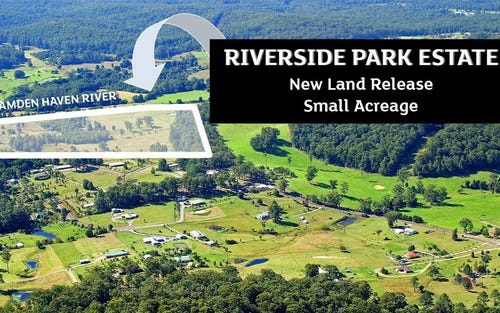 Lot 12 Riverside Park Estate Logans Crossing, Kendall NSW 2439