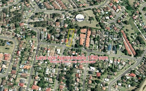 . Page Street, Wentworthville NSW 2145