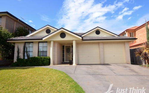 12 Courtley Anenue, Kellyville Ridge NSW 2155
