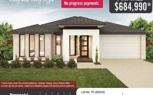 Lot 76 O'Meally St, Harrington Park NSW 2567