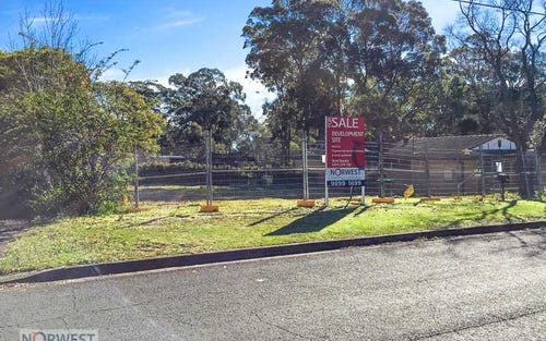 8 Barrawarn Place, Castle Hill NSW 2154