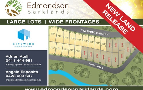 Lot 307, Colenso Cct, Edmondson Park NSW 2174