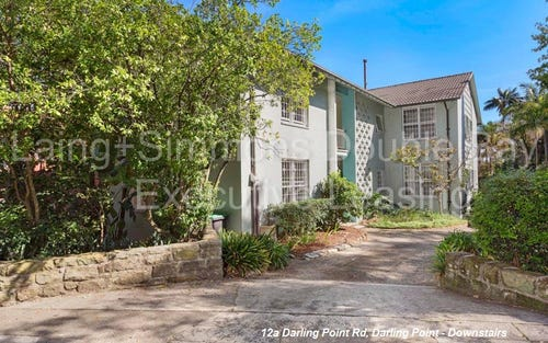 1/12A Darling Point Road, Darling Point NSW