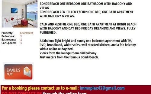 14 Wilga Street, Bondi Beach NSW 2026