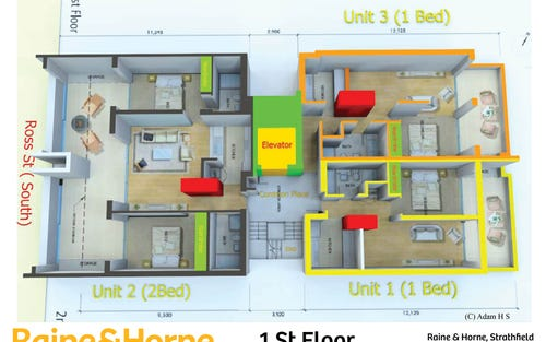 2/11 Ross Street, Forest Lodge NSW 2037