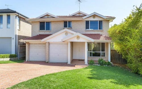 3 Julian Close, Kellyville NSW 2155