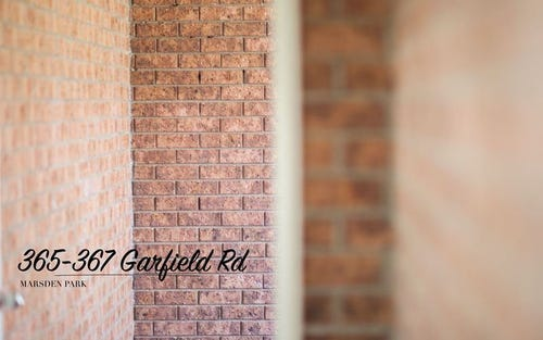 365-367 Garfield Road, Marsden Park NSW