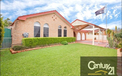 18 Ealing Place, Quakers Hill NSW 2763