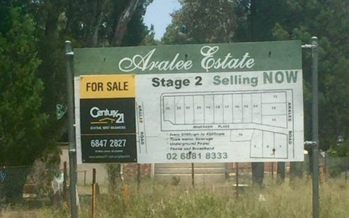 Lot 7-23 Anderson Place, Gilgandra NSW 2827