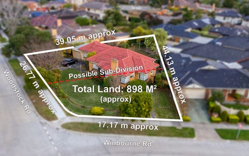 1 Woodstock Rd, Mount Waverley VIC 3149