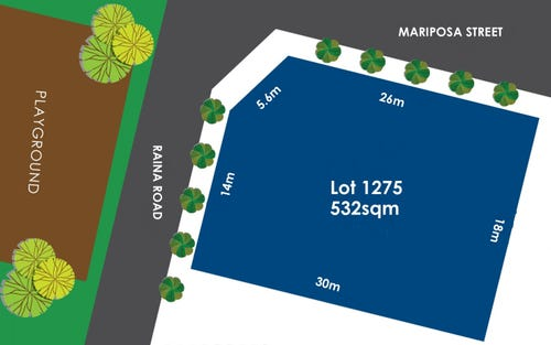 Lot 1275 Raina Road (The Gables), Box Hill NSW 2765