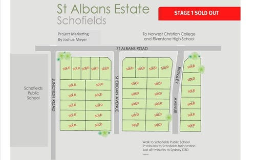 96 St Albans Road, Schofields NSW 2762
