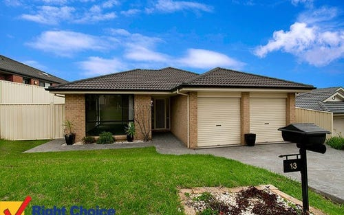 13 Monkhouse Parade, Shell Cove NSW 2529