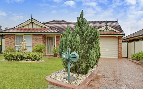 12 Paine Place, Bligh Park NSW 2756