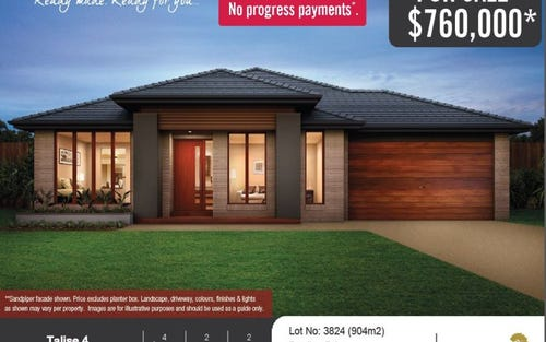 Lot 3824 Bradley Drive, Harrington Park NSW 2567