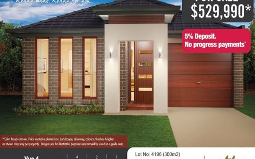 Lot No. 4196 Holly Crescent, Jordan Springs NSW 2747