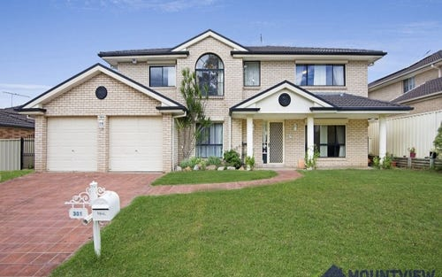 301 Glenwood Park Drive, Glenwood NSW 2768