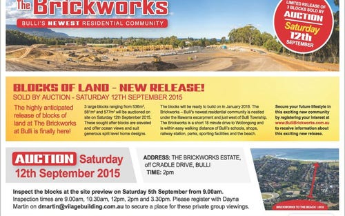 LAND, The Brickworks, Bulli NSW 2516