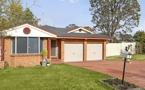 2 Andrews Place, St Helens Park NSW 2560
