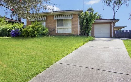 6 Tully Place, Quakers Hill NSW 2763