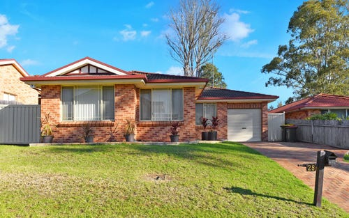 28 BELLINGEN WAY, Hoxton Park NSW 2171