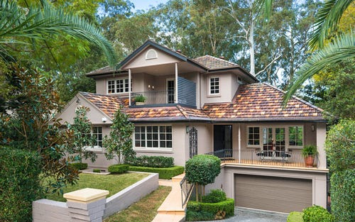 1 Hillcrest Street, Wahroonga NSW 2076