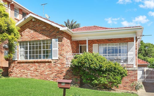 86 Harslett Cr, Beverley Park NSW 2217