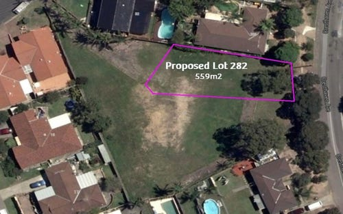 Lot 282, 34 Sirius Avenue, Bateau Bay NSW 2261