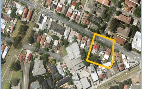 2-6 Thomas St, Ashfield NSW 2131