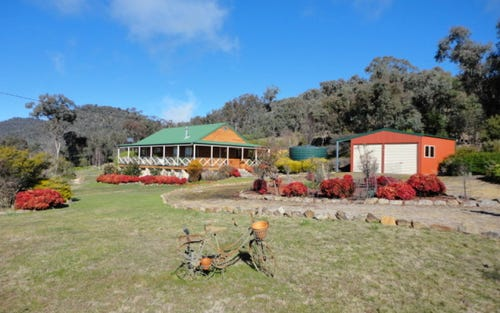 543 Mount Costigan Road, Tuena NSW 2583