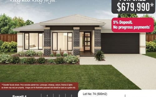 Lot 74 O'Meally St, Harrington Park NSW 2567