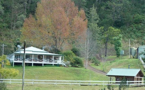 132 Williams Road, Cawongla Via, Kyogle NSW 2474
