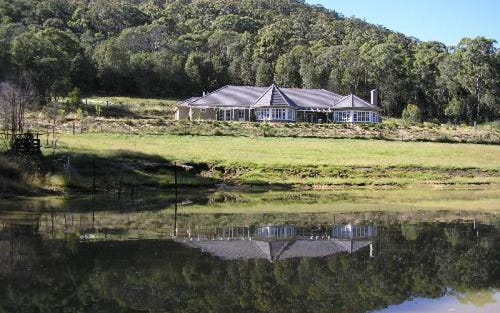 'The Wirral', 486 Aqua Park Road, Mt Mitchell, Glencoe NSW 2365