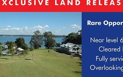 Lot 7, Lot 7/1 Little Corella Cove, Cams Wharf NSW 2281