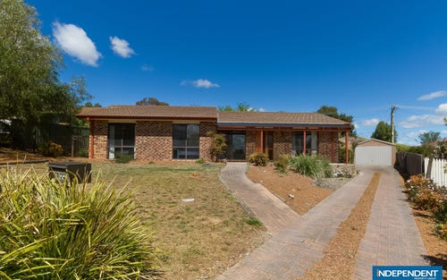 23 pankhurst crescent, Gilmore ACT 2905