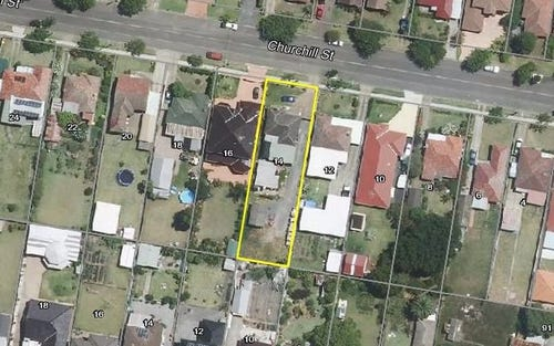 14 Churchill Street, Fairfield NSW 2165