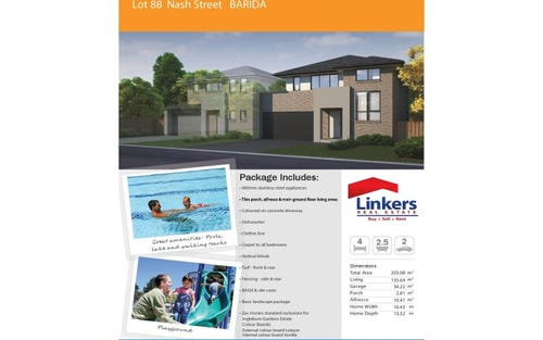 LOT 88 Nash Street, Bardia NSW