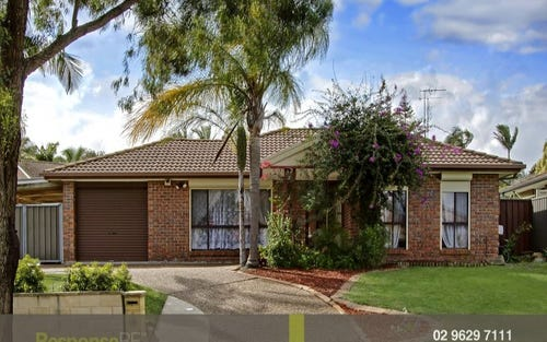 8 Kennington Avenue, Quakers Hill NSW 2763