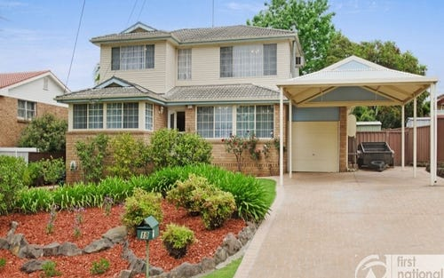 19 Spring Road, Kellyville NSW 2155