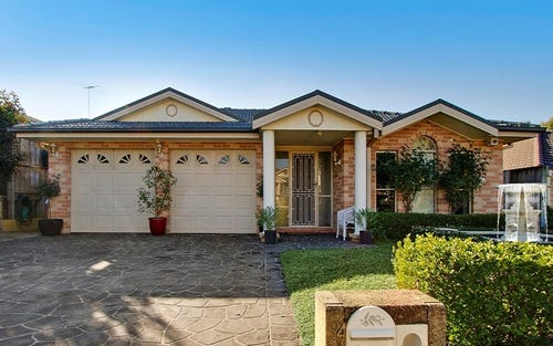 4 Corbiere Grove, Kellyville Ridge NSW 2155