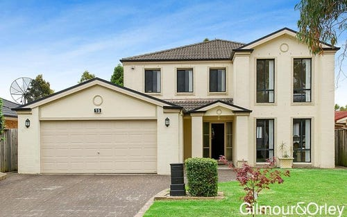 15 Wicklow Place, Rouse Hill NSW 2155