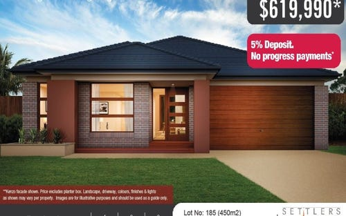 Lot No. 185 Lloyd St, Werrington NSW 2747