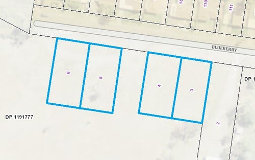 Lot 3,4,5,6 Blueberry Road, Moree NSW 2400
